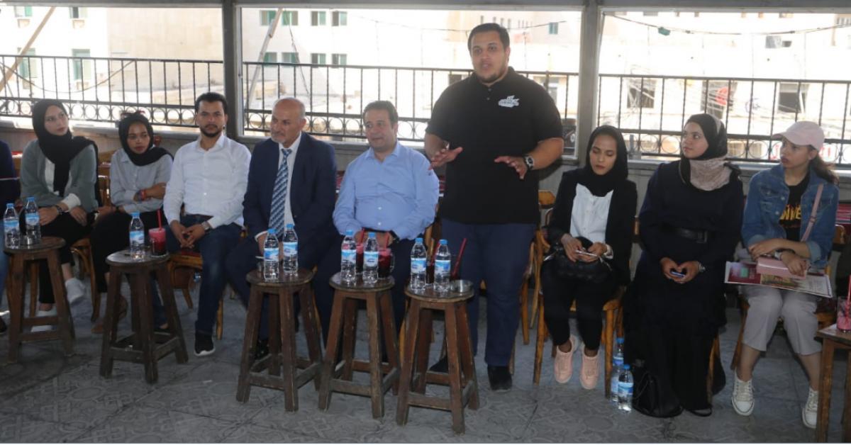 حوارية تجمع وزير الثقافة بشباب اربد