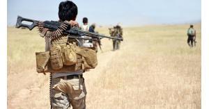 الحشد يتوغل تجاه الحدود الأردنية لطرد داعش