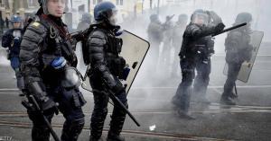 باريس: مناهضون يدعون لـ حركة