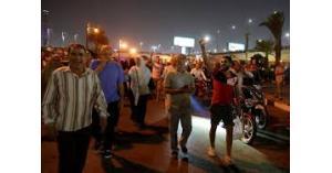 حالة من الهدوء في مصر
