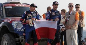 البولندي جاكوب يحرز لقب رالي باها الأردن الدولي