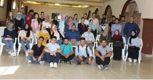 الزرقاء: عقد اللقاء الأول لفريق الإعلام الشبابي المساند