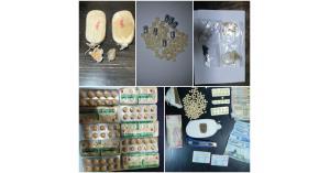 القبض على 24 شخصاً من مروجي المواد المخدرة