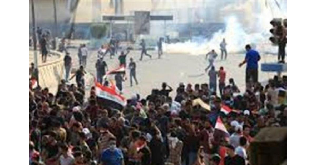ارتفاع عدد قتلى الاحتجاجات في العراق الى 31 قتيلا