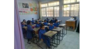 مديرة مدرسة غريسا تكرم المعلمات بيوم المعلم (صور)