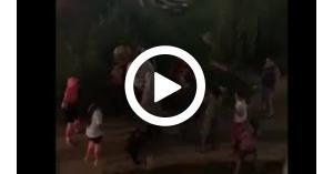 الاعتداء على طفل اردني بتركيا والقبض على المعتدي (فيديو)