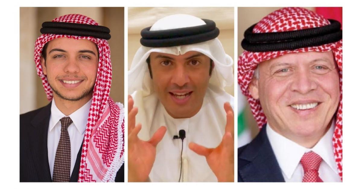 """ماذا قال الإعلامي الاماراتي """"المحياس"""" عن جلالة الملك (فيديو)"""