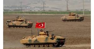 بدء عملية عسكرية تركية في شمال سوريا
