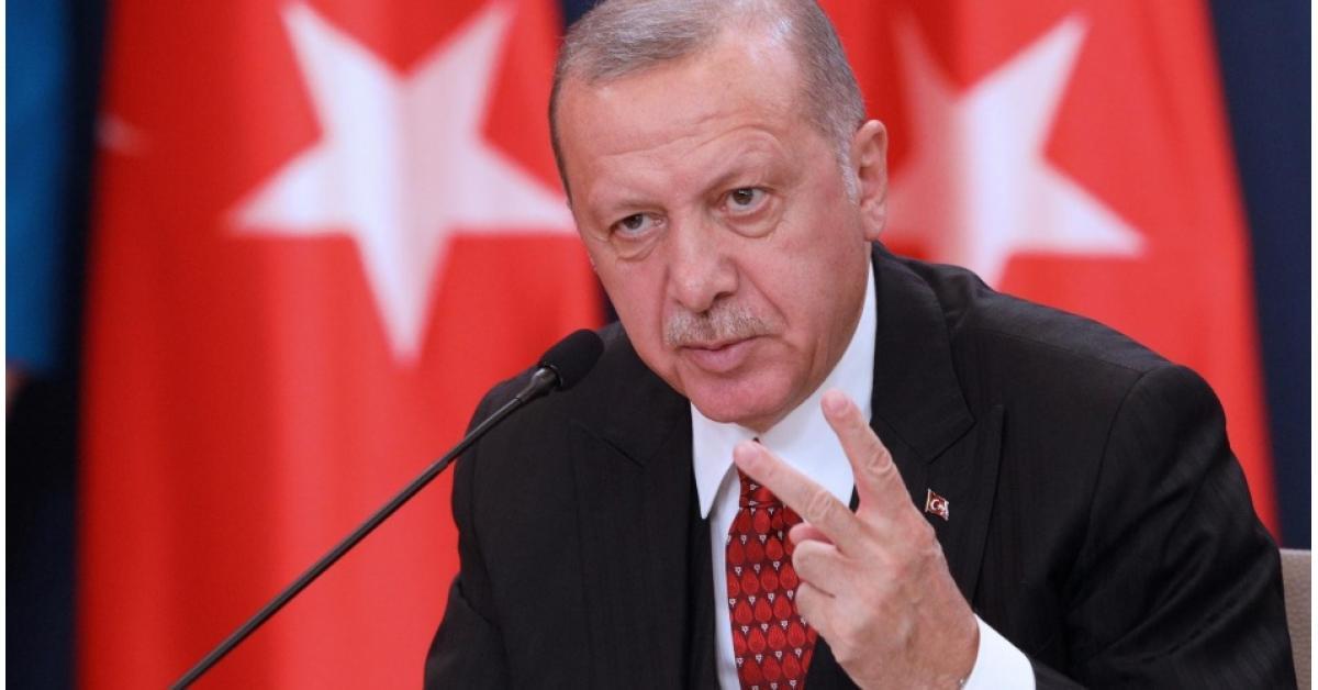 """أردوغان ينتقد السعودية ومصر والاتحاد الأوروبي وكل من قال لا لـ""""نبع السلام"""""""