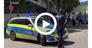 اعتقال شخص بعد إطلاق نار خلف عددا من القتلى في المانيا (فيديو)