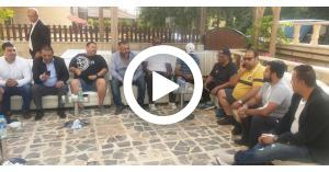 ابو الحاج يوثق الترابط بين الشعبين الأردني و الكويتي (فيديو)