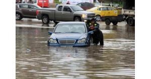الأرصاد تحذر من السيول