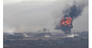 الجيش التركي يعلن السيطرة على بلدة رأس العين بسوريا والأكراد ينفون