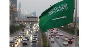 تدهور مركبة مواطن اردني في سكاكا