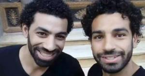 شبيه محمد صلاح يفجر مفاجأة مدوية.. فيديو