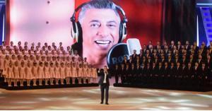 """""""صوت الأردن"""" العبداللات يبهر المصريين بحضور السيسي"""