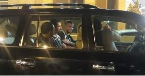 الأمير علي ينقل الحارس شفيع إلى المستشفى بسيارته