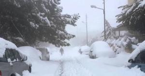 الحكومة تجهز كاسحات للثلوج للشتاء القادم