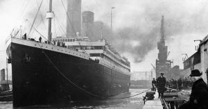 أسرار جديدة عن غرق السفينة التيتانيك
