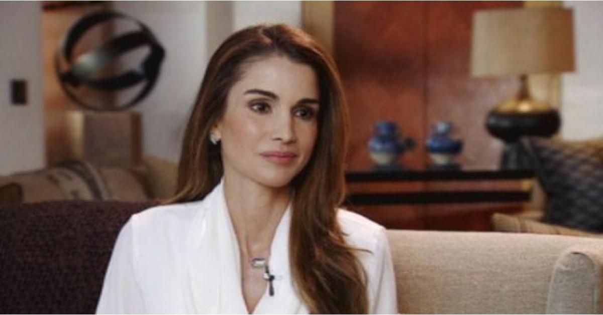 زوجة المرحوم د. احمد الحجايا ترد على رسالة الملكة رانيا