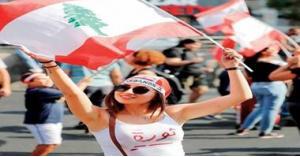 ثورة لبنان تتسبب بطلاق زوجين اردنيين
