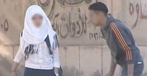 شاب يخلع بنطاله أمام إحدى مدارس الإناث في المملكة .. تفاصيل