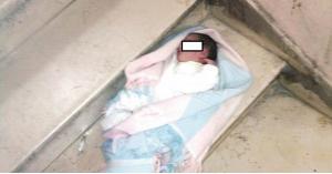 العثور على طفل مجهول الأبوين داخل مستشفى في عمان