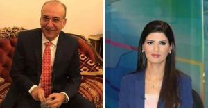 عقد قران الوزير ابو يامين والزميلة الزبن بحضور الرزاز والفايز..صور