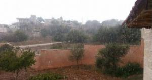 أمطار غزيرة في اربد وتحذيرات من السيول.. فيديو