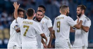 تشكيلة ريال مدريد اليوم الأربعاء