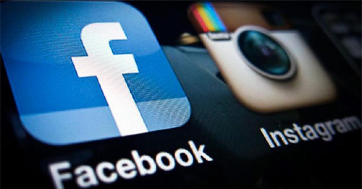 عطل جديد يضرب فيس بوك و انستغرام