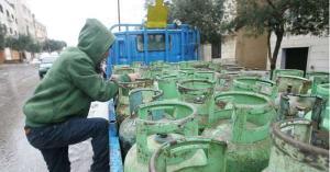 موزعو الغاز يتوقفون عن شراء الاسطوانات.. تفاصيل