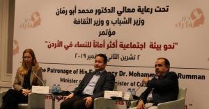 أبو رمان: يجب حل مشكلة التحرش في الأردن