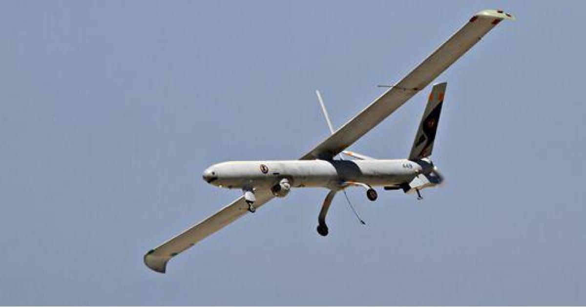 المقاومة تسقط طائرة مسيرة بغزة