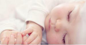 كيف تجعل طفلك ينام في دقيقة واحدة؟