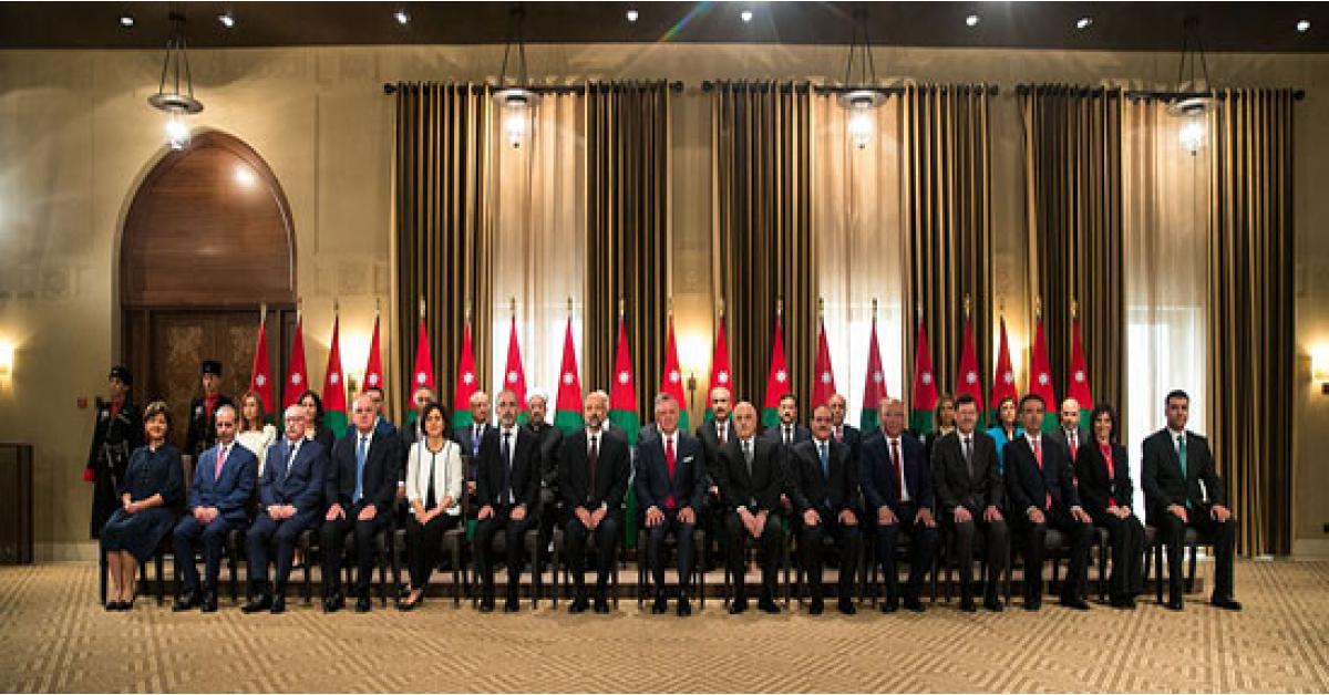 اسماء الوزراء الذين قدموا استقالاتهم من حكومة الرزاز