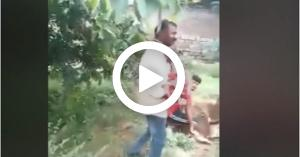 جد يدفن حفيدته حية بعد لحظات من ولادتها.. فيديو