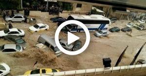 ذكرى أليمة.. قبل أربعة أعوام من الان حدثت سيول عمان.. فيديو
