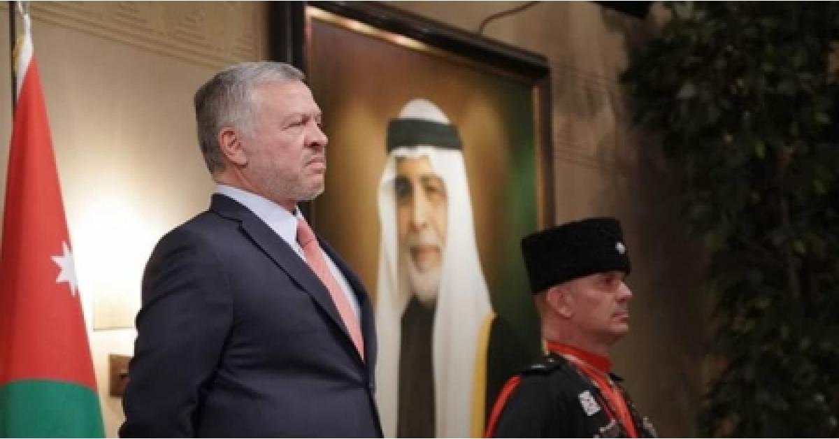 هل كان الملك غير راض عن التعديل الحكومي.. صورة