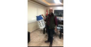 النائب طارق خوري وعلاقته بالاسطوانة