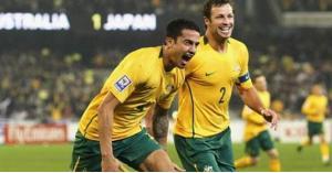 منتخب أستراليا يصل عمّان