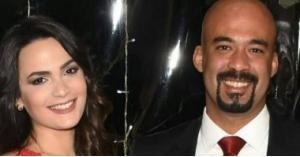 خطيبة هيثم أحمد زكي تكشف عن كلمة وداعه لها
