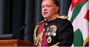 الملك يفتتح الدورة العادية الرابعة لمجلس الامة