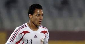 علاء علي لاعب الزمالك