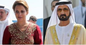 اخر اخبار الأميرة هيا والشيخ محمد بن راشد