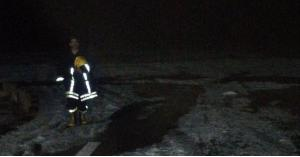 إنقاذ 10 اشخاص حاصرهم البرد والمطر في المفرق
