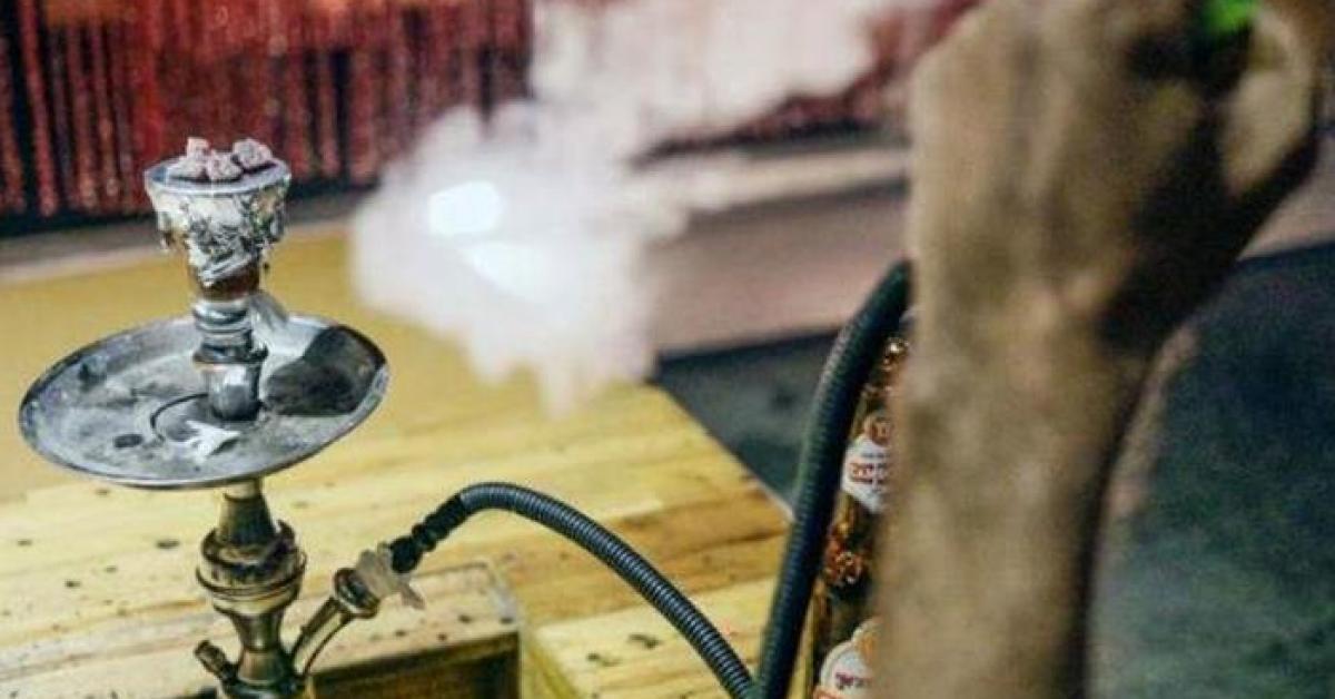 ما الذي يسببه تدخين النرجيلة لـ45 دقيقة ؟