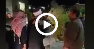 ضبط مطلقي النار خلال استقبال قاضي القضاة في مأدبا (فيديو)