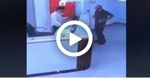 شاهد بالفيديو .. حقيقة وفاة اردني داخل مستشفى اثناء صرف الدواء