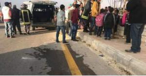 اصابة 3 طلاب خلال مشاجرة بمأدبا